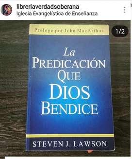 La predicación que Dios bendice S. Lawson