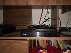 Blu ray como nuevo LG
