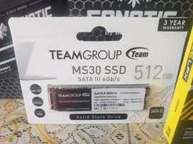 Ssd M.2 512 GB