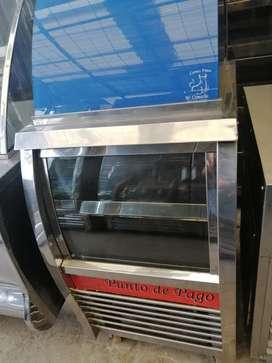 Neveras congeladores punto de pago