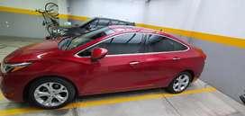 Vendo Chevrolet Cruze LTZ Full Equipo Como Nuevo