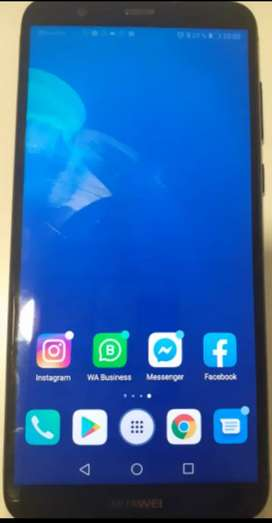 Huawei psmart 2018 permuto x otro