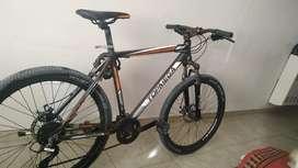 Vendo Topmega Neptun Bicicleta Montaña