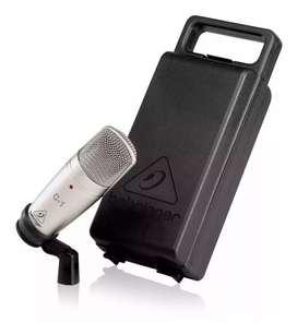 Micrófono de Condensador Behringer C1