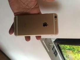 Vendo cambio iphone6s de 128gb