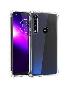 Estuche Protector Antichoque Alpha Motorola Moto One Macro