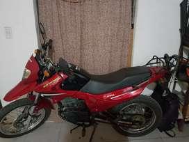 Vendo appia estronger 250cc