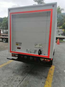 Kia 2009 furgón refrigerado transporte de alimentos