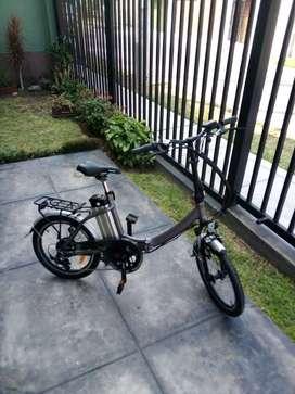 Vendo Bicicleta eléctrica Easybici, nueva, china