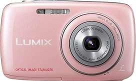 Camara Fotografica Panasonic Lumix S1 12mp Con Memoria y Estuche                         Con Pila Cargador y estuche