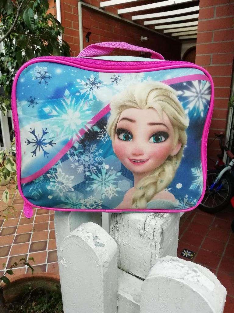 Lonchera impermeable niña Frozen 0