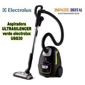 Aspiradora ULTRASILENCER electrolux USG30