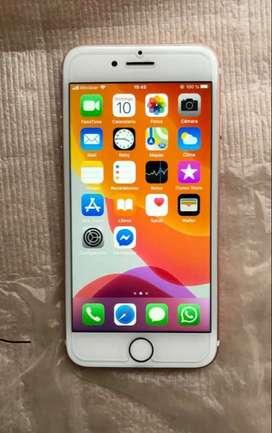 Iphone 7 de 32GB rosado