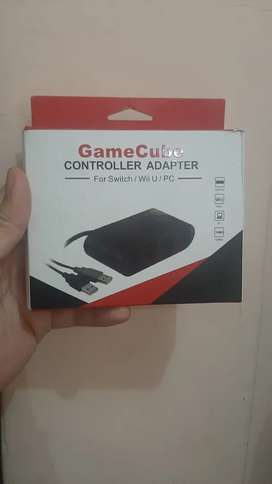 Adaptador Game cube Nintendo switch