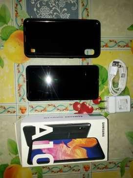 Samsung Galaxy A10 también PERMUTO