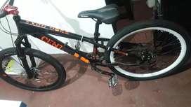 Bicicleta centrix