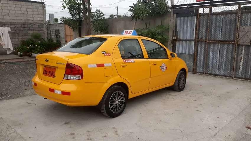Vendo taxi convencional
