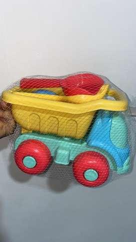 Camion para la playa