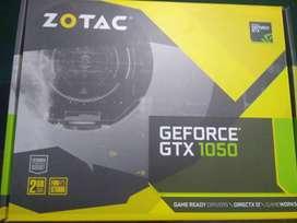 Tarjeta de Video Geforce gtx 1050