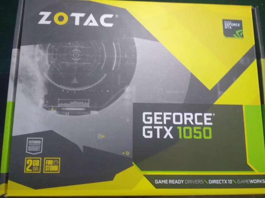 Tarjeta de Video Geforce gtx 1050 0