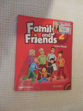 Family and Friends 2 Class Book Oxford
