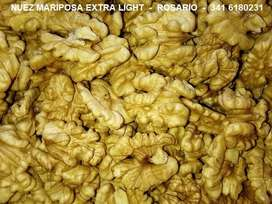 NUECES PELADAS MARIPOSA EXTRA LIGHT