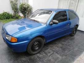 Volkswagen Gol Ms 1.6 Año 1996