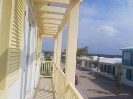 Venta en Playas Urbanización Bahía Muyuyo casa por estrenar  al pie del mar club privado, seguridad física y electrónica