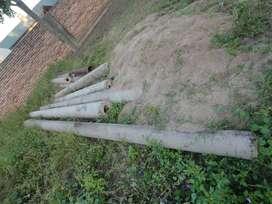 Columnas de hormigon