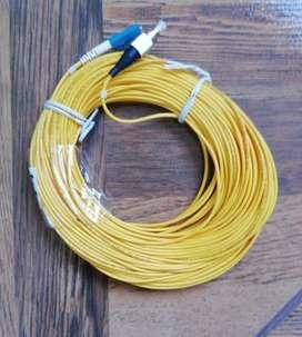Pacht cord FIBRA óptica varios conectores