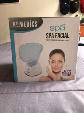 Se vende vaporizador limpieza facial