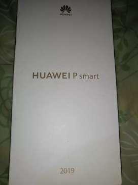 Se vende Huawei 2019 usado 11 meses