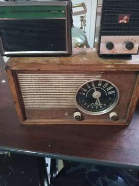 Antigua radio funciona