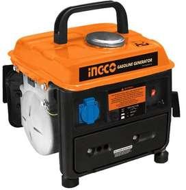Generador Eléctrico A LUZ Gasolina 800w Ingco