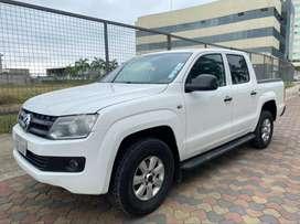 Se vende camioneta VOLKSWAGEN AMAROK 4X2 A GASOLINA AÑO 2012
