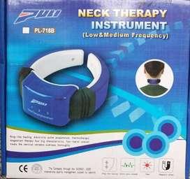 Electroestimulador Cervical NECK THERAPY - Excelente