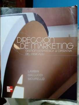 Libro dirección de marketing
