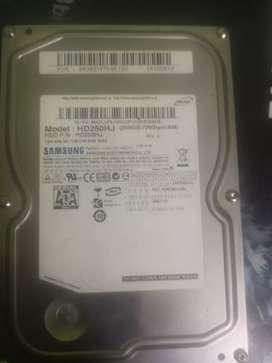 Disco duro para pc de 250gb