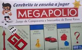 Juegos de mesa para niños tipo rompecabezas y monopolios