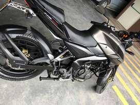 ATENCIÓN ! VENDO/CAMBIO Moto Pulsar NS160 TD como nueva (TRASPASO INCLUIDO)