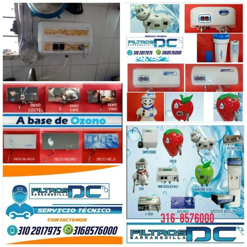 Instalación Reparación Filtros de Ozono 0