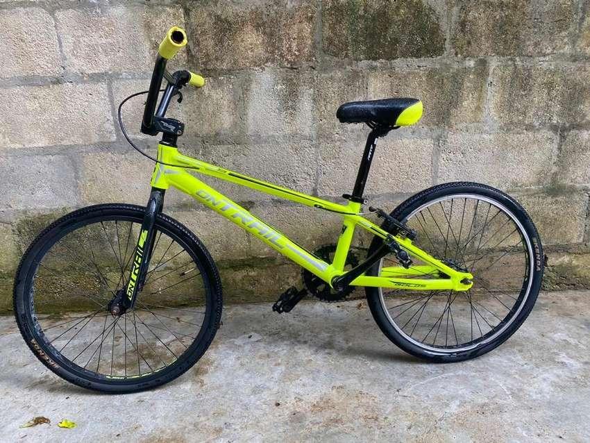 Bicicleta ontrail 0