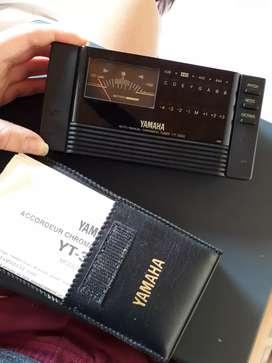 Afinador manual YAMAHA YT 3000