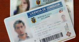 Licencia de conducir profesionales