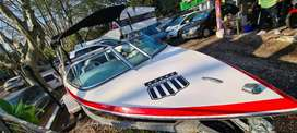 MASTERCRAFT 5.8 V8 MERCRUISER MOD 2016 MOTOR 4 TIEMPOS UNA LANCHA DISTINTA ESPECTACULAR NAVEGACION