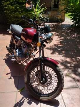 Zanella Ceccato 150 cc - año 2020 1.100 km