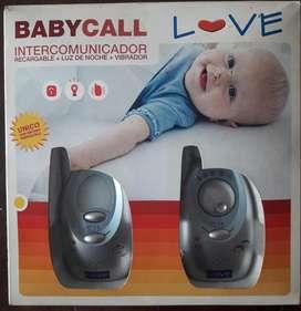 Babycall Love intercomunicador