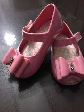 zapatos para niña talla numero 20