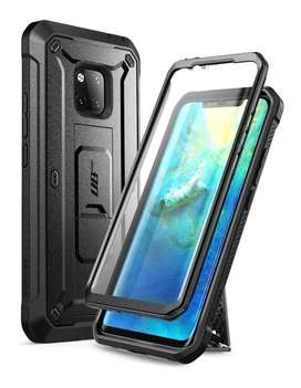 Case Huawei Mate 20 Pro SUPCASE UB PRO USA Protector 360° Parador Y Mica