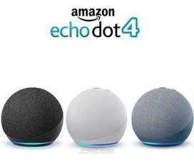 Alexa echo dot 4ta generación, nuevo 100% original